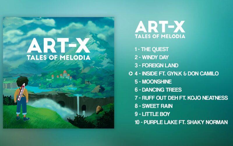 Art-X – Tales Of Melodia [Full Album]