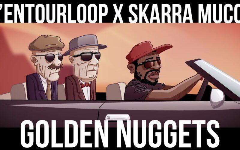L'Entourloop feat Skarra Mucci – Golden Nuggets [Full EP]