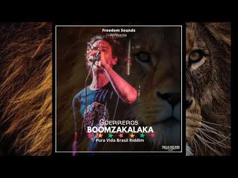 Freedom Sounds feat. Boomzakalaka – Guerreros (Pura Vida Brasil Riddim)